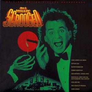 Various - Scrooged - Original Motion Picture Soundtrack (Reissue)Vinyl