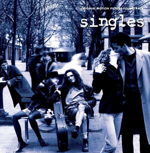 Various - Singles - Original Motion Picture Soundtrack (2LP, Reissue, Deluxe Edition, +CD)Vinyl