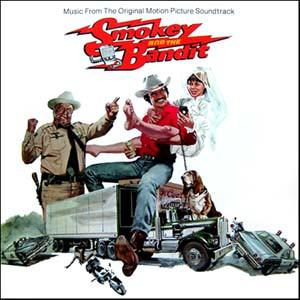 Various - Smokey And The Bandit (Music From The Original Motion Picture Soundtrack) (LP, Album, Used)Used Records
