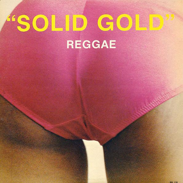 Various - Solid Gold Reggae (LP, Comp, Used)Used Records