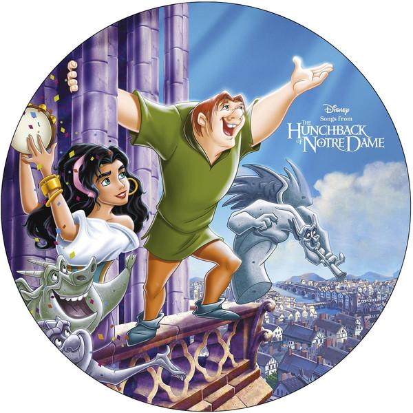 Various - Songs From The Hunchback Of Notre Dame (Picture Disc, Repress)Vinyl