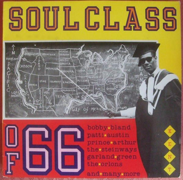 Various - Soul Class Of 66 (LP, Comp, Used)Used Records
