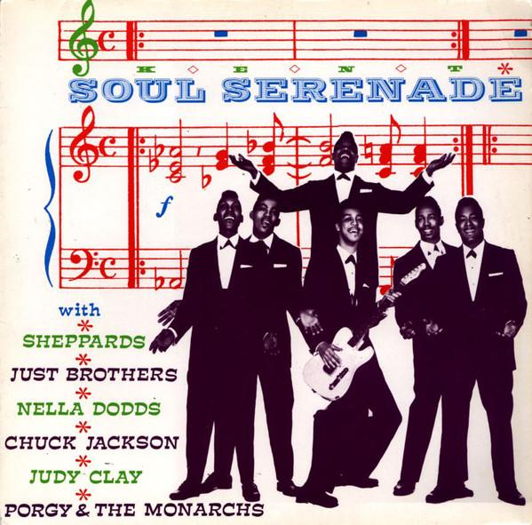 Various - Soul Serenade (LP, Comp, Mono, Used)Used Records