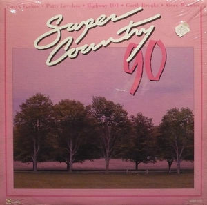 Various - Super Country 90 (LP, Comp, Used)Used Records