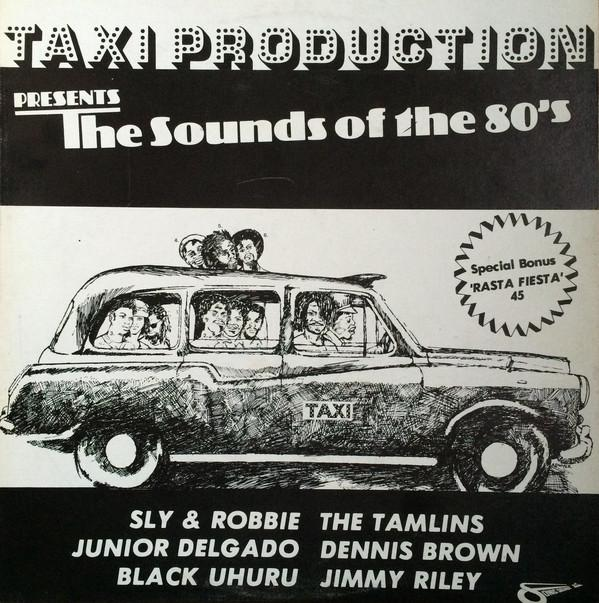 Various - Taxi Production Presents The Sounds Of The 80's (LP, Comp, Used)Used Records