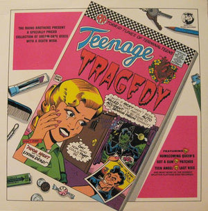 Various - Teenage Tragedy (LP, Comp, Used)Used Records