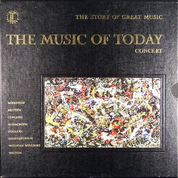 Various - The Music Of Today - Concert (5xLP, Comp + Box, Used)Used Records