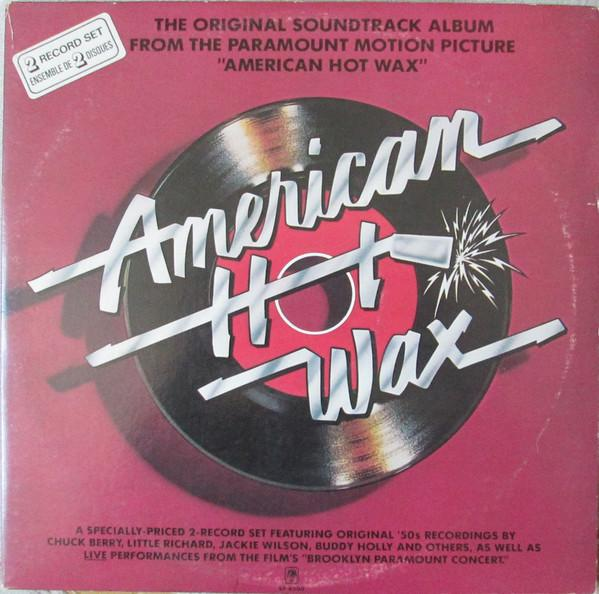 "Various - The Original Soundtrack Album From The Paramount Motion Picture ""American Hot Wax"" (2xLP, Album, Comp, Used)Used Records"