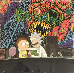 Various - The Rick And Morty Soundtrack (2LP, Indie Exclusive LOSER Edition)Vinyl