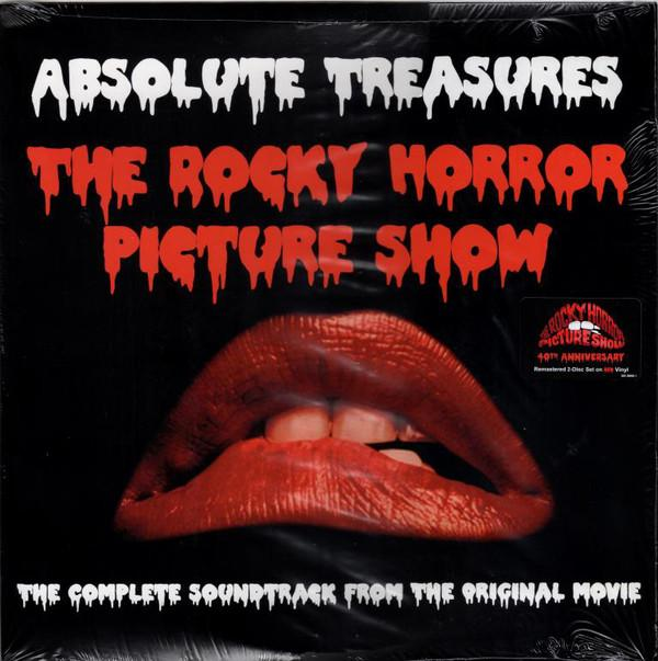 Various - The Rocky Horror Picture Show: Absolute Treasures (The Complete Soundtrack From The Original Movie) (2LP)Vinyl