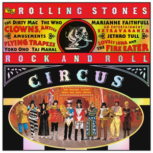 Various - The Rolling Stones Rock And Roll Circus (3LP, Remastered, Box Set)Vinyl