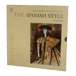 Various - The Spanish Style - Concert (5xLP, Comp + Box, Used)Used Records