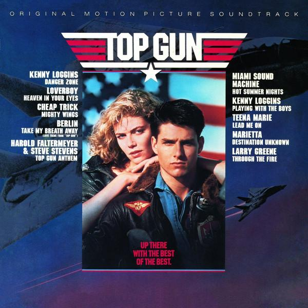 Various - Top Gun (Original Motion Picture Soundtrack) (Reissue)Vinyl