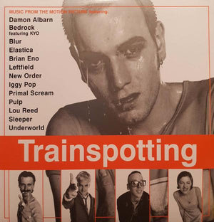 Various - Trainspotting (Music From The Motion Picture)(2LP, Limited Edition, Reissue)Vinyl
