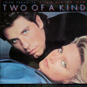 Various - Two Of A Kind - Music From The Original Motion Picture Soundtrack (LP, Album, Gat, Used)Used Records