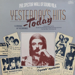 Various - Yesterday's Hits Today (LP, Comp, Mono, Used)Used Records