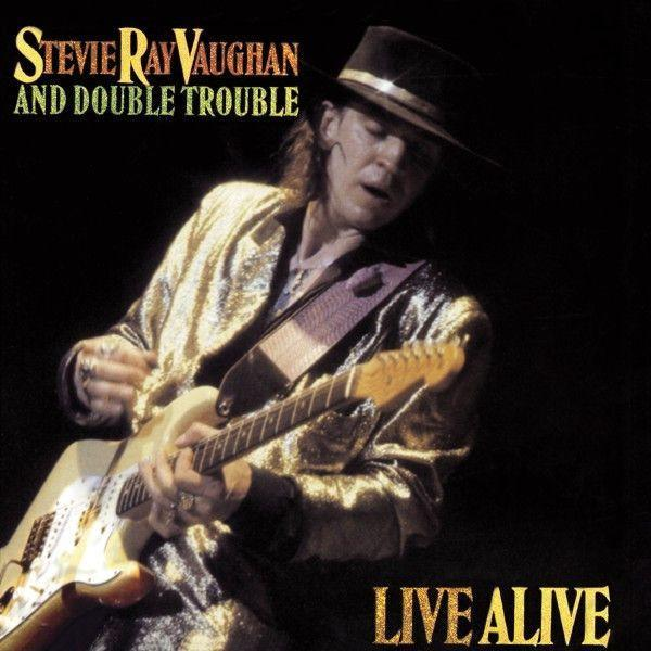 Vaughan, Stevie Ray And Double Trouble - Live Alive (2LP, 180 gram)Vinyl