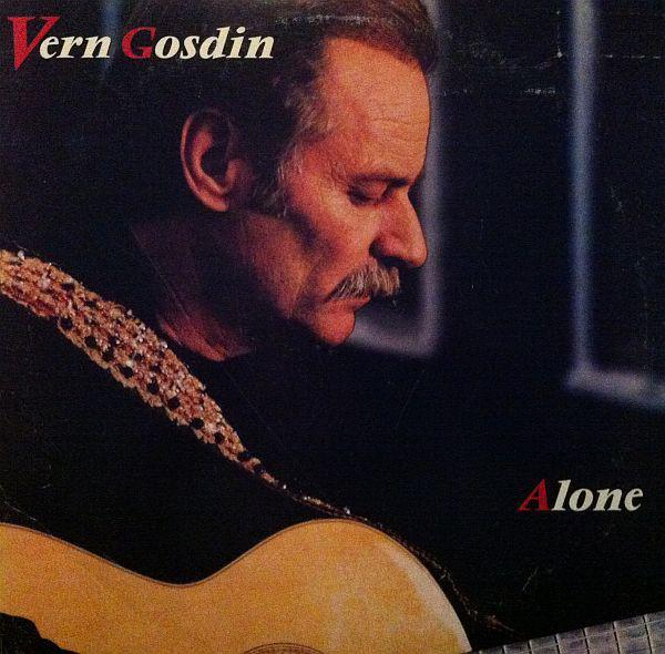 Vern Gosdin - Alone (LP, Album, Used)Used Records