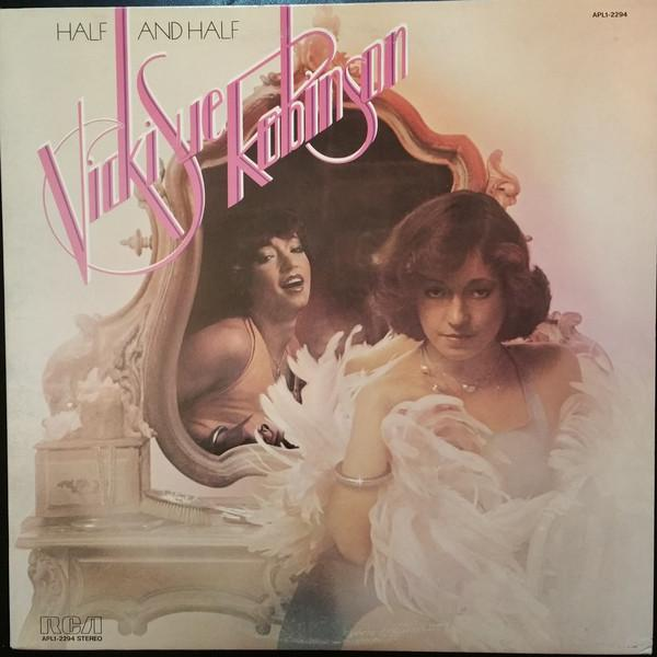 Vicki Sue Robinson - Half And Half (LP, Album, Used)Used Records