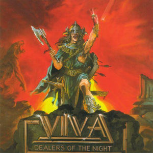 Viva - Dealers Of The Night (LP, Album, Used)Used Records