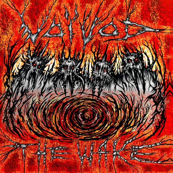 Voïvod - The Wake (2LP, Single Sided, Etched)Vinyl