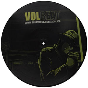 Volbeat - Guitar Gangsters & Cadillac Blood (Limited Edition, Picture Disc, Reissue)Vinyl