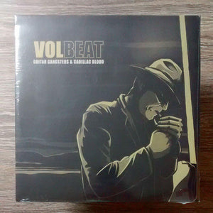 Volbeat - Guitar Gangsters & Cadillac BloodVinyl