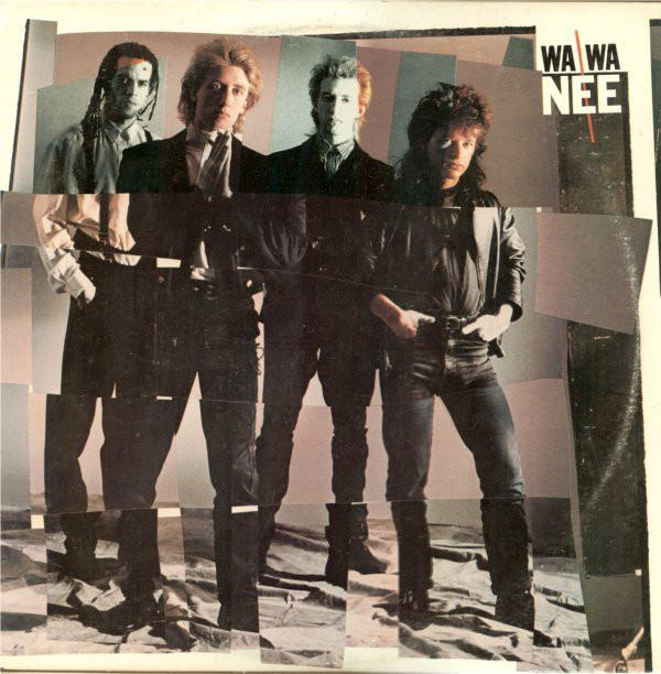 Wa Wa Nee - Wa Wa Nee (LP, Album, Used)Used Records
