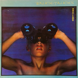 Walkie Talkies - Surveillance (LP, Album, Used)Used Records