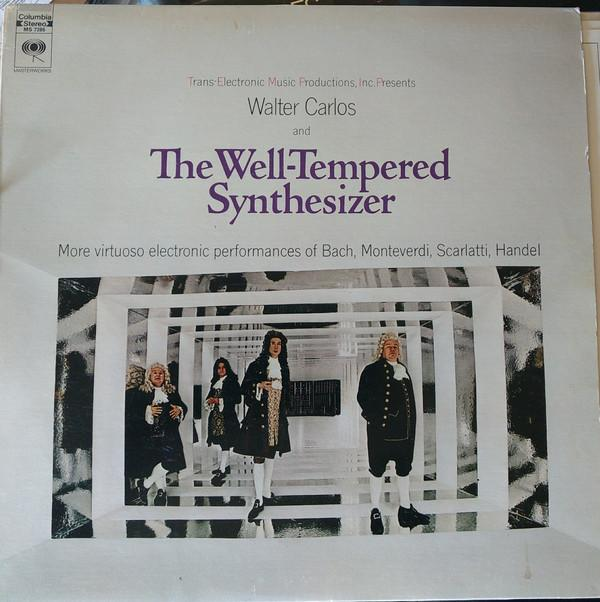 Walter Carlos - The Well-Tempered Synthesizer (LP, Album, Used)Used Records