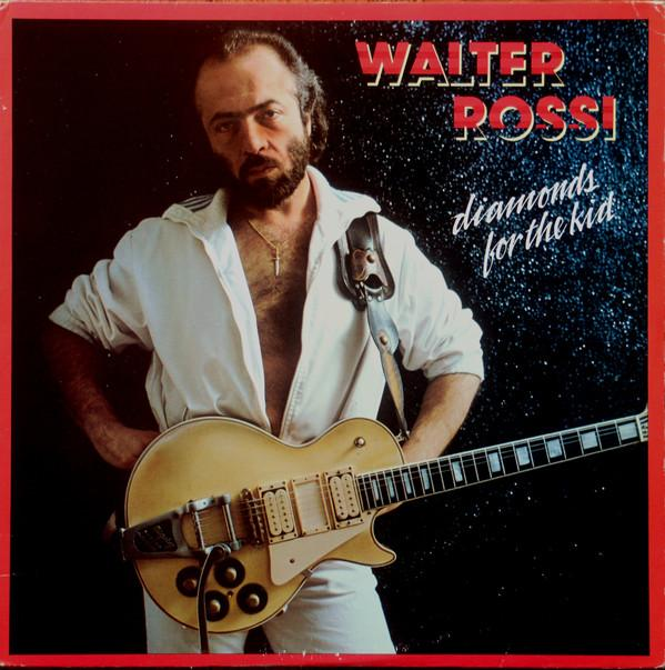 Walter Rossi - Diamonds For The Kid (LP, Album, Used)Used Records