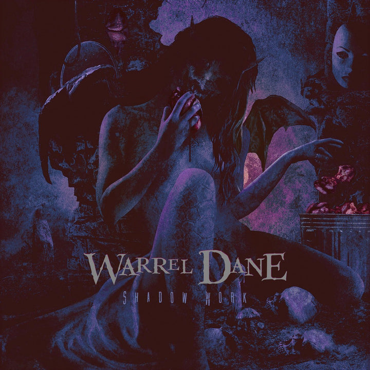 Warrel Dane - Shadow Work (Limited Edition, +CD)Vinyl