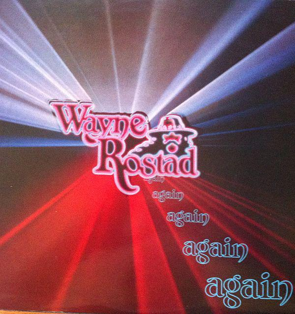 Wayne Rostad - Again (LP, Album, Used)Used Records