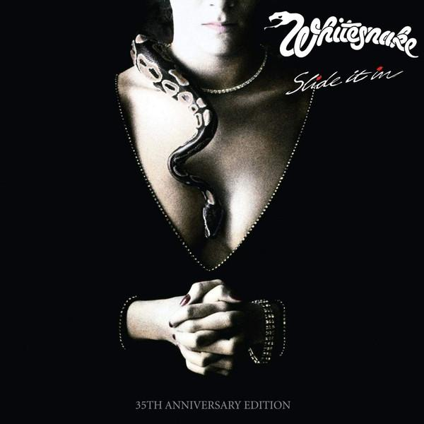 Whitesnake - Slide It In (2LP, Deluxe Edition, Remastered)Vinyl