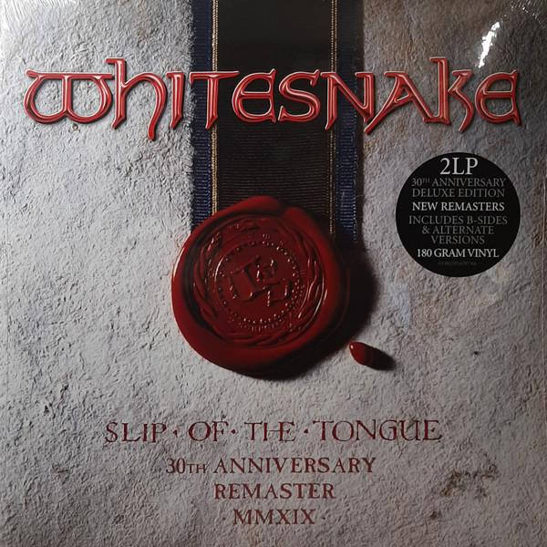 Whitesnake - Slip Of The Tongue (2LP, Deluxe Edition, Reissue, Remastered)Vinyl