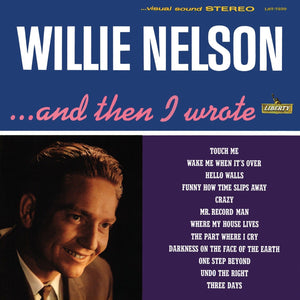 Willie Nelson - ... And Then I Wrote (Limited Edition, Reissue, Remastered)Vinyl