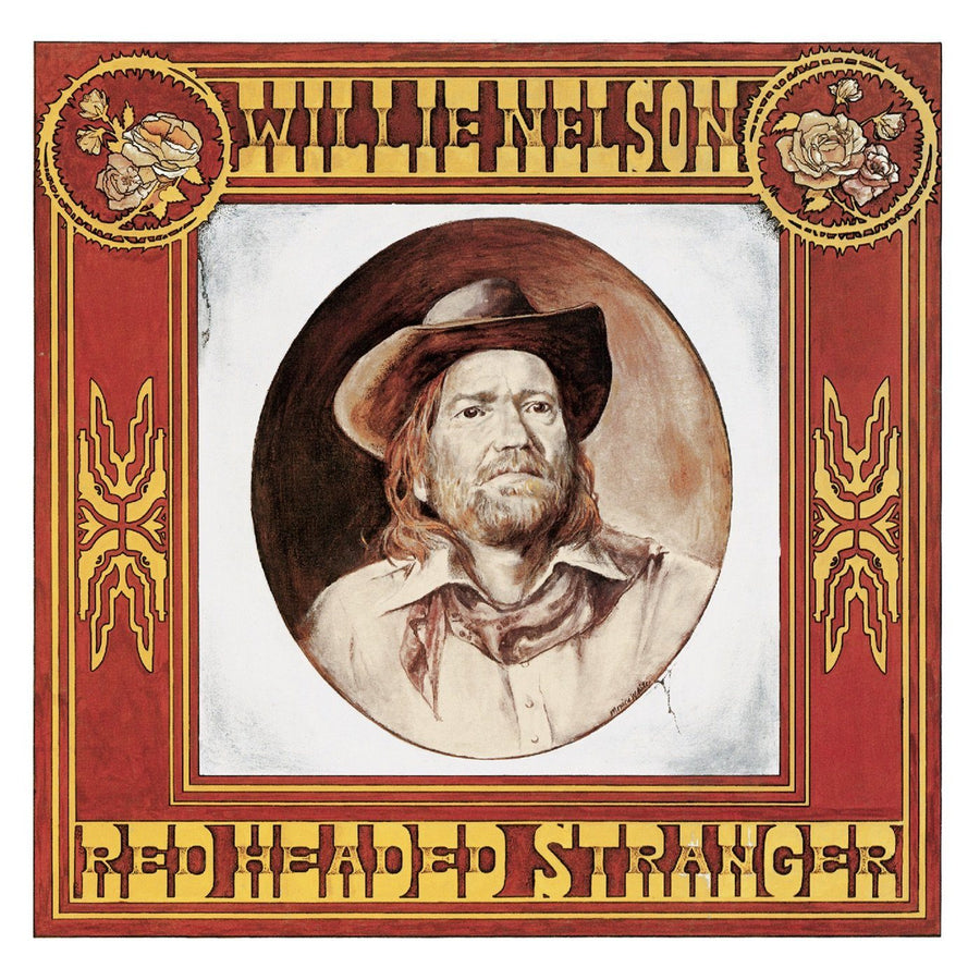 Willie Nelson - Red Headed Stranger (Reissue)Vinyl