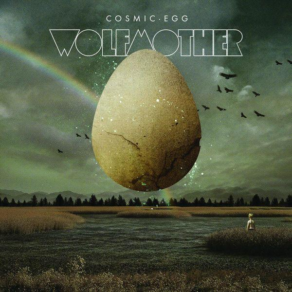 Wolfmother - Cosmic Egg (2LP, 180 gram)Vinyl