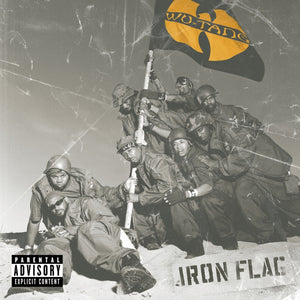 Wu-Tang Clan - Iron Flag (2LP, Reissue, Repress)Vinyl