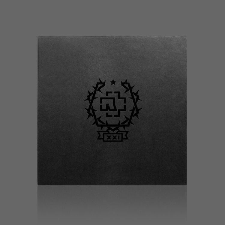 Rammstein - XXI (14LP, Box set, 180 gram, Remastered, Numbered Limited Edition) - Vinyl - Universal at Funky Moose Records