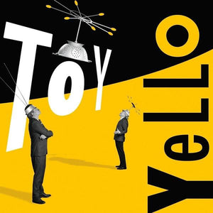 Yello - Toy (2LP)Vinyl
