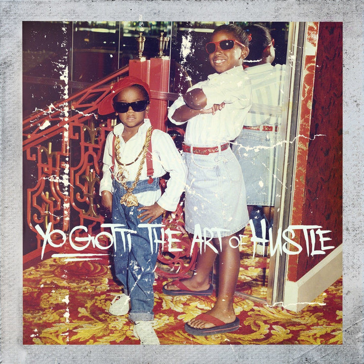 Yo Gotti - The Art Of Hustle (2LP, Deluxe Edition)Vinyl