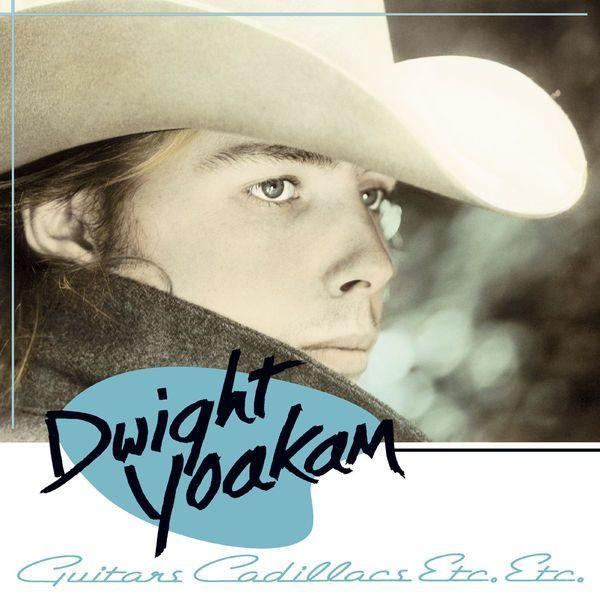Yoakam, Dwight - Guitars, Cadillacs, Etc., Etc. (3LP, Limited Edition, Reissue)Vinyl