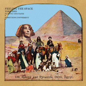 Yoko Ono with Plastic Ono Band* & Something Different - Feeling The SpaceVinyl