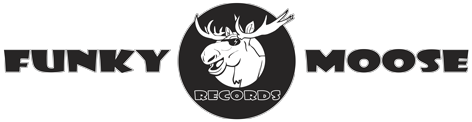 Funky Moose Records - eCommerce website by PoppenWorks