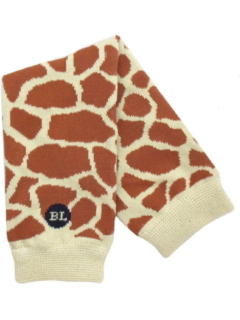 Baby Legs-Gentle Giraffe Babylegs-BABY LEGS-Baby Legs-0-12 Mth-Tan Multi-Chic Boutique and Gift Emporium