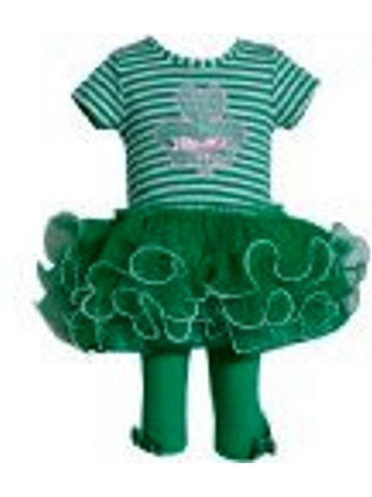 Bonnie Jean-Shamrock Applique, Green-St Patrick's Day-Bonnie Jean-Chic Boutique and Gift Emporium