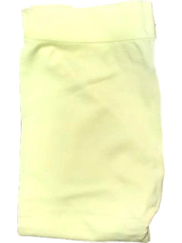 Capri Leggings, Pastel Yellow-LEGGINGS-2NE1 APPAREL-OS-Pastel Yellow-Chic Boutique and Gift Emporium