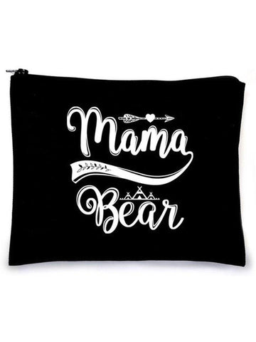 """Mama Bear Case"", Black-HOT GIFT IDEAS-Trend Shop-OS-Black-Chic Boutique and Gift Emporium"