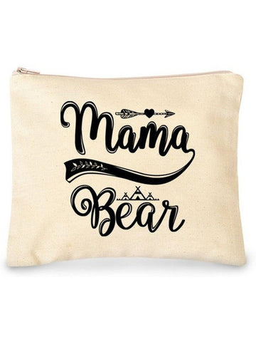 """Mama Bear Case"", White-HOT GIFT IDEAS-Trend Shop-OS-White-Chic Boutique and Gift Emporium"